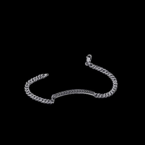 Bracelet Mi-Chaîne Mi-Diamant