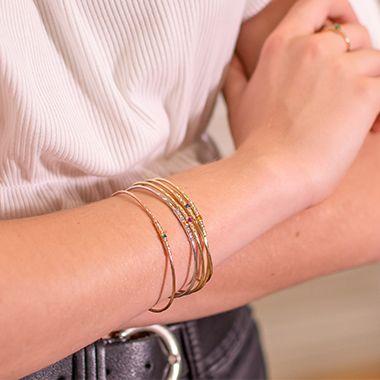 Bracelets Capsule d'Emotions