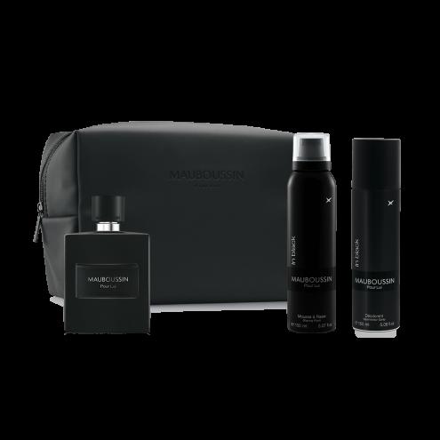 Coffret parfum In Black