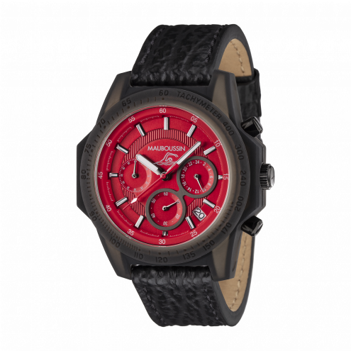 Montre THE SWIMMER rouge