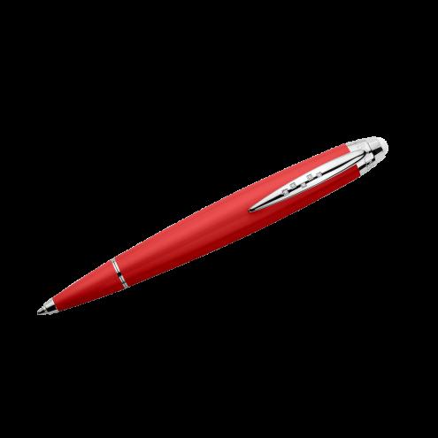 Stylo bille Je rêve donc j'écris rouge